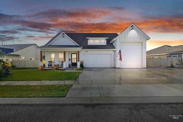 161 Sheridan St, Middleton, ID 83644 (MLS #98822577) :: Michael Ryan Real Estate