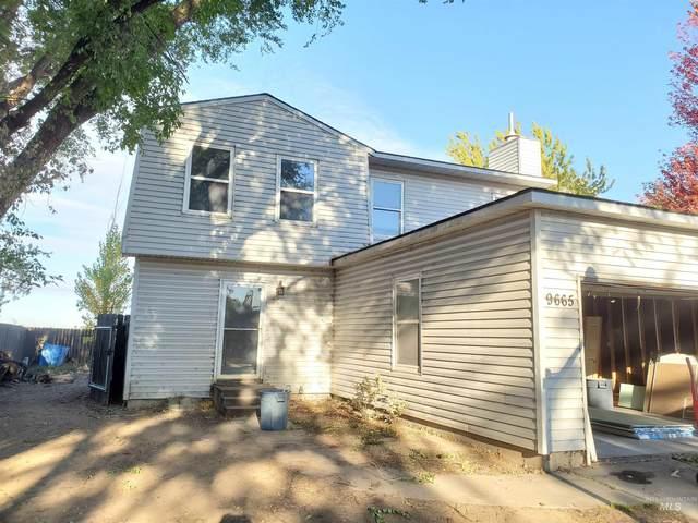 9665 W Hoff Dr, Garden City, ID 83714 (MLS #98822585) :: Full Sail Real Estate