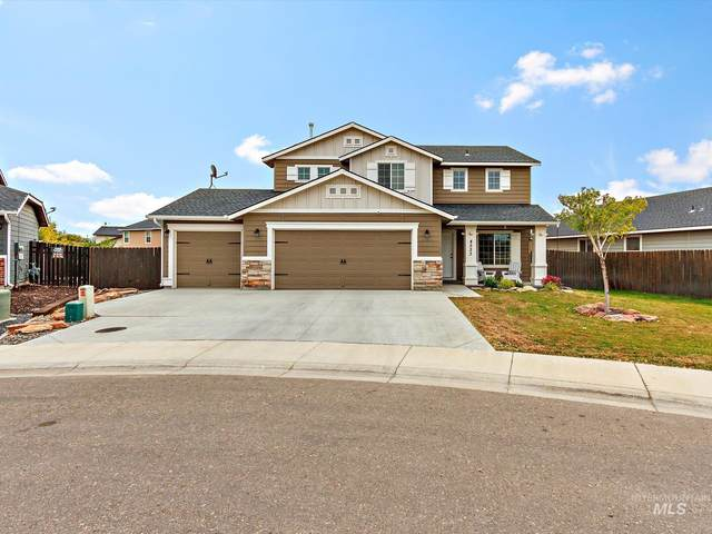 4523 Ida Red Ave, Caldwell, ID 83607 (MLS #98822587) :: Epic Realty