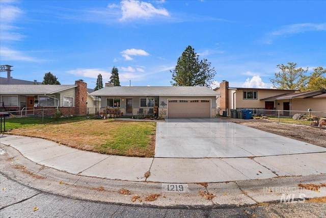 1219 W Sunrise Rim Rd., Boise, ID 83705 (MLS #98822599) :: Epic Realty