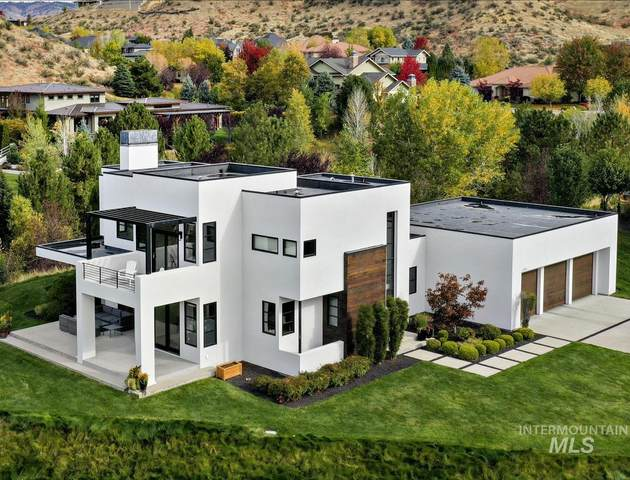 604 E Clubview Drive, Boise, ID 83702 (MLS #98822609) :: Minegar Gamble Premier Real Estate Services
