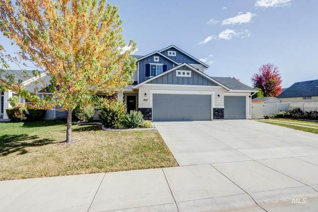 1822 N Rhodamine Ave, Kuna, ID 83634 (MLS #98822615) :: Epic Realty