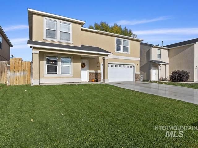 208 Parkland Way, Caldwell, ID 83605 (MLS #98822625) :: Bafundi Real Estate