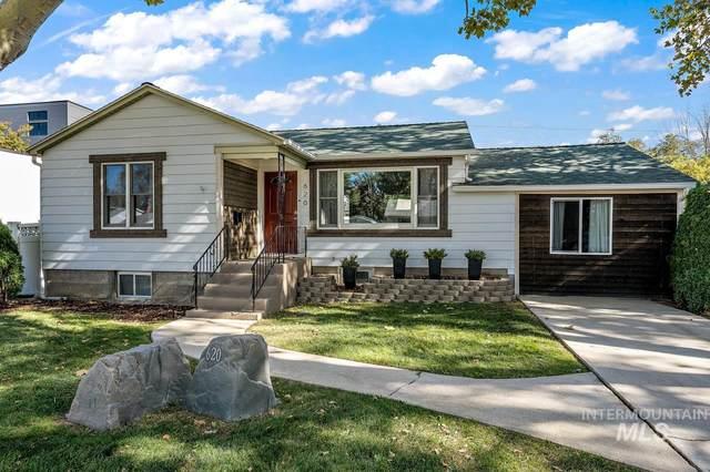 620 N Pond St, Boise, ID 83706 (MLS #98822636) :: Adam Alexander