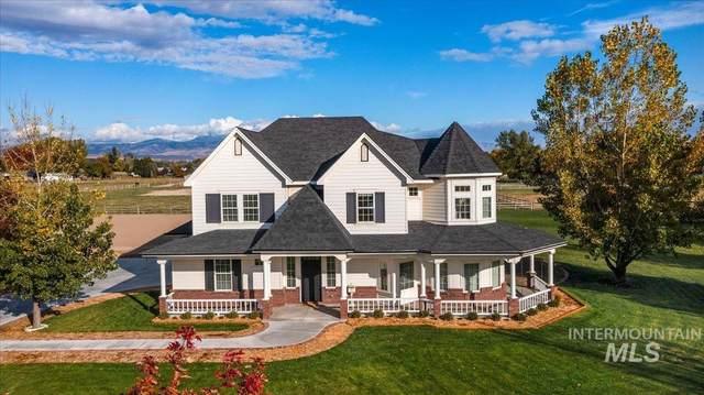 2896 W Caliber Ct, Eagle, ID 83616 (MLS #98822641) :: Build Idaho