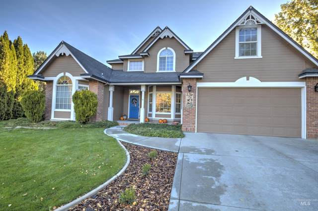 2378 E Skokie Ct, Eagle, ID 83616 (MLS #98822665) :: Build Idaho