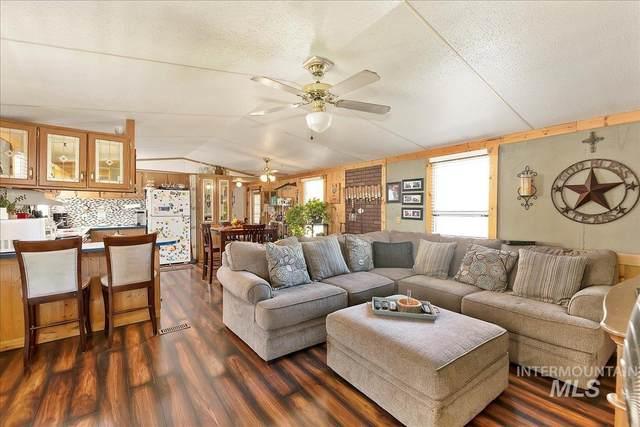 615 Big Valley, Nampa, ID 83687 (MLS #98822666) :: Michael Ryan Real Estate