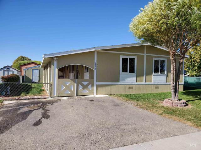 511 N 44th St, Nampa, ID 83687 (MLS #98822672) :: Story Real Estate