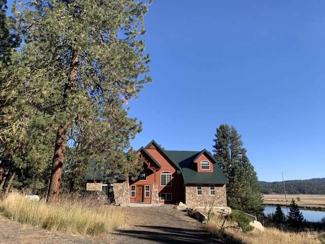 110 Hatchet Lane, Cascade, ID 83611 (MLS #98822685) :: Jon Gosche Real Estate, LLC