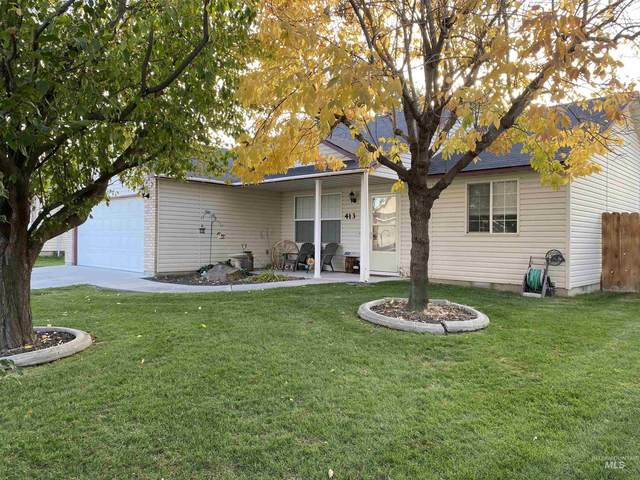 413 Marble Valley Way, Caldwell, ID 83605 (MLS #98822693) :: First Service Group