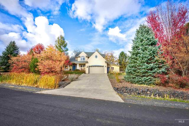 838 Pheasant Run, Moscow, ID 83843 (MLS #98822714) :: Epic Realty
