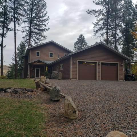 266 Long Bluff Road, Kooskia, ID 83539 (MLS #98822717) :: Idaho Real Estate Advisors