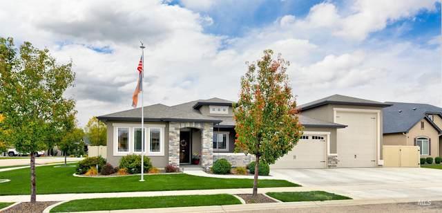 4250 N Brooksburg Way, Meridian, ID 83646 (MLS #98822722) :: Idaho Life Real Estate