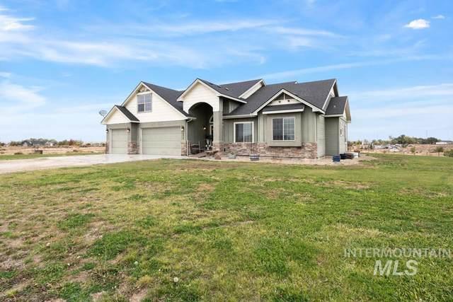 16934 Butterfly Ridge Rd, Caldwell, ID 83607 (MLS #98822737) :: Idaho Real Estate Advisors