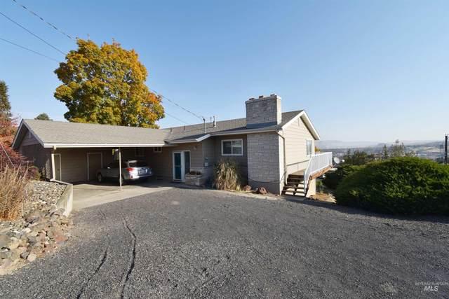 1458 Hillcrest Way, Clarkston, WA 99403 (MLS #98822751) :: Beasley Realty