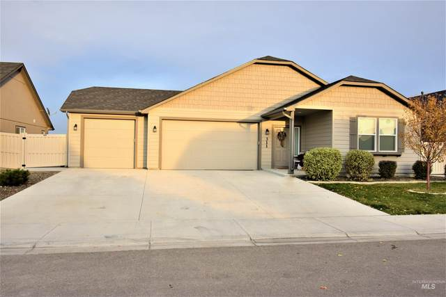 311 Concourse Ave., Caldwell, ID 83605 (MLS #98822783) :: Juniper Realty Group