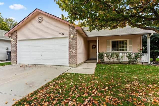 8387 W Pamela, Boise, ID 83714 (MLS #98822799) :: Idaho Real Estate Advisors