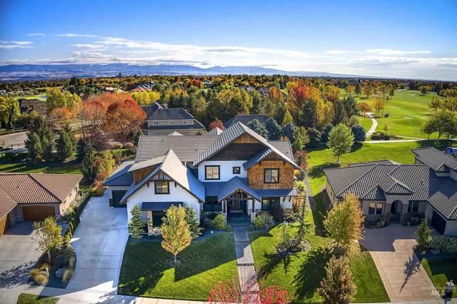 7152 N Sunset Maple Way, Meridian, ID 83646 (MLS #98822801) :: Navigate Real Estate