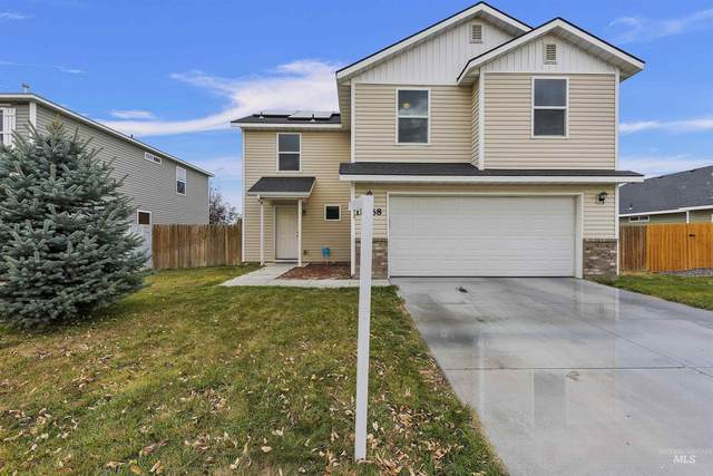12868 Adelaide St, Caldwell, ID 83607 (MLS #98822825) :: First Service Group