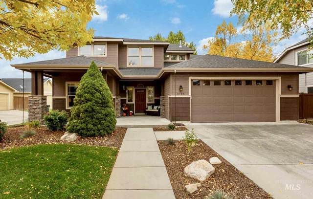 3718 N Quenzer Way, Meridian, ID 83646 (MLS #98822833) :: Full Sail Real Estate