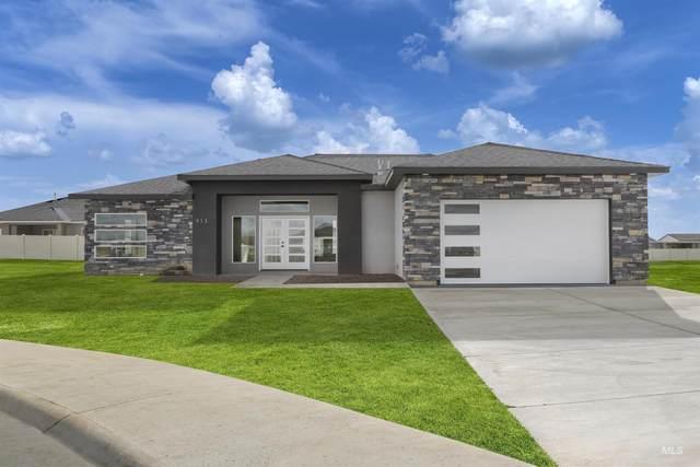 1110 Gem Drive, Kimberly, ID 83341 (MLS #98822843) :: Bafundi Real Estate