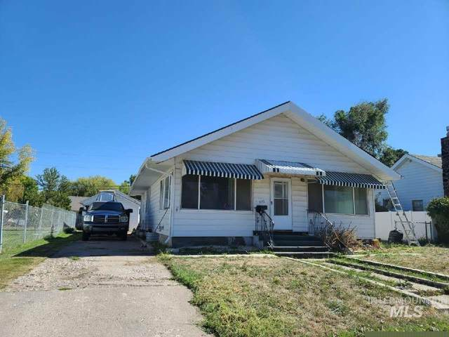 649 Tyhee Ave, American Falls, ID 83211 (MLS #98822845) :: Boise River Realty