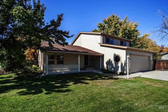 4053 N Tattenham, Boise, ID 83713 (MLS #98822863) :: Team One Group Real Estate