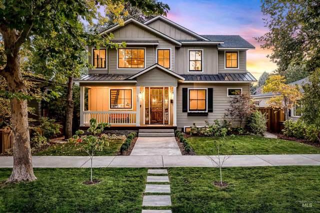 1411 E Franklin St, Boise, ID 83712 (MLS #98822888) :: Jon Gosche Real Estate, LLC