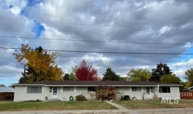 703 & 709 W 5th, Weiser, ID 83672 (MLS #98822892) :: Minegar Gamble Premier Real Estate Services