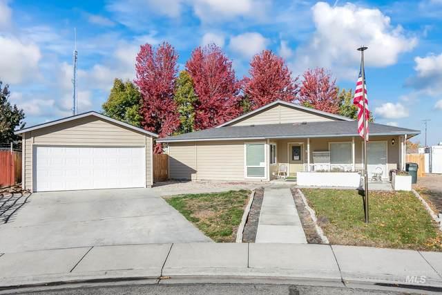 2321 N Kenmere Pl, Meridian, ID 83646 (MLS #98822905) :: Navigate Real Estate