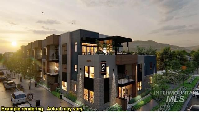 3850 E Haystack Drive #110, Boise, ID 83716 (MLS #98822919) :: Full Sail Real Estate