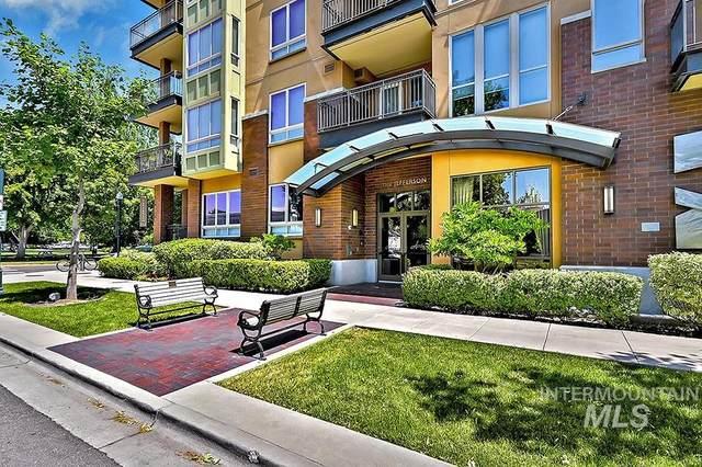 323 W Jefferson St #207 #207, Boise, ID 83702 (MLS #98822949) :: Boise Home Pros