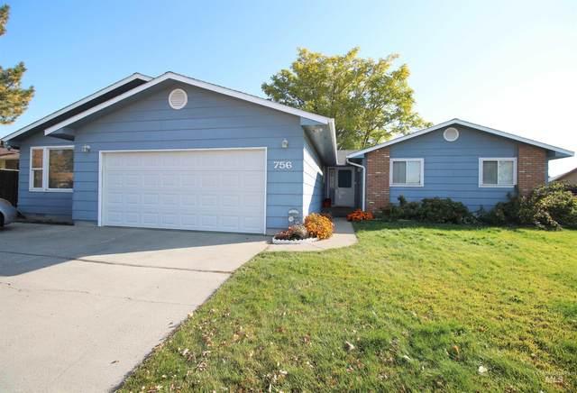 756 Skylane Drive, Ontario, OR 97914 (MLS #98822958) :: Team One Group Real Estate