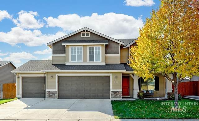 885 E Sicily St, Meridian, ID 83642 (MLS #98822965) :: Epic Realty