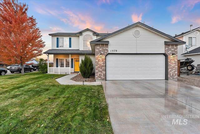 1570 Targhee, Mountain Home, ID 83647 (MLS #98822971) :: Boise River Realty