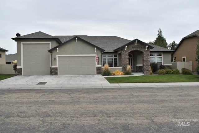 11807 W Carlisle Bay Dr., Star, ID 83669 (MLS #98822975) :: Minegar Gamble Premier Real Estate Services