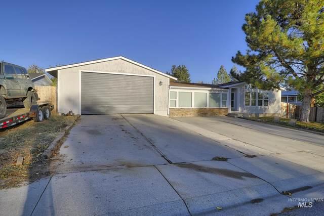 4694 S Packtrain Avenue, Boise, ID 83709 (MLS #98822976) :: Epic Realty