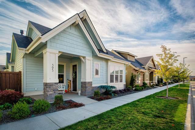 395 W Pavilion Lane, Meridian, ID 83646 (MLS #98822981) :: Idaho Life Real Estate