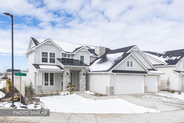 9164 S Fuego Ave., Kuna, ID 83634 (MLS #98822992) :: Bafundi Real Estate