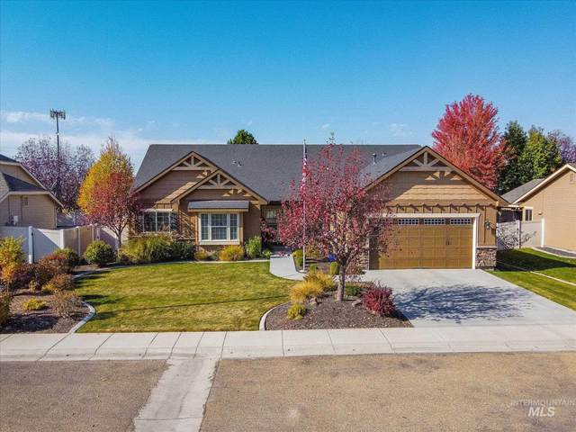 18965 Lone Pine Ave., Nampa, ID 83687 (MLS #98822998) :: Epic Realty