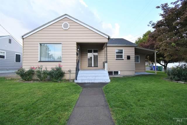 1002 N Street, Lewiston, ID 83501 (MLS #98823028) :: Team One Group Real Estate