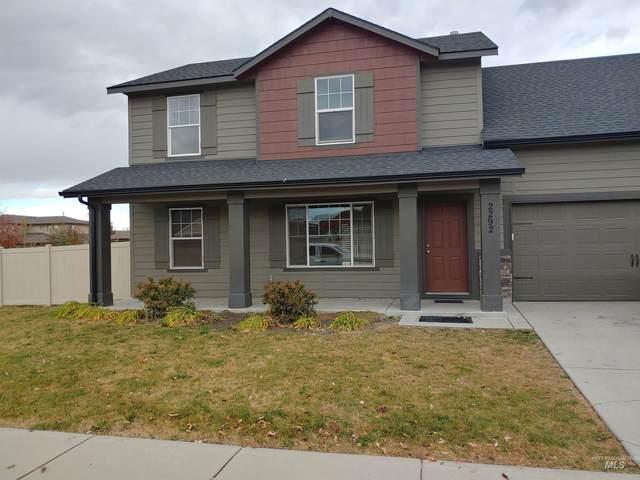 2292 W Gainsboro Drive, Kuna, ID 83634 (MLS #98823029) :: Team One Group Real Estate
