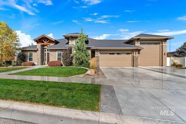 3662 W Braveheart Dr, Eagle, ID 83616 (MLS #98823040) :: Build Idaho