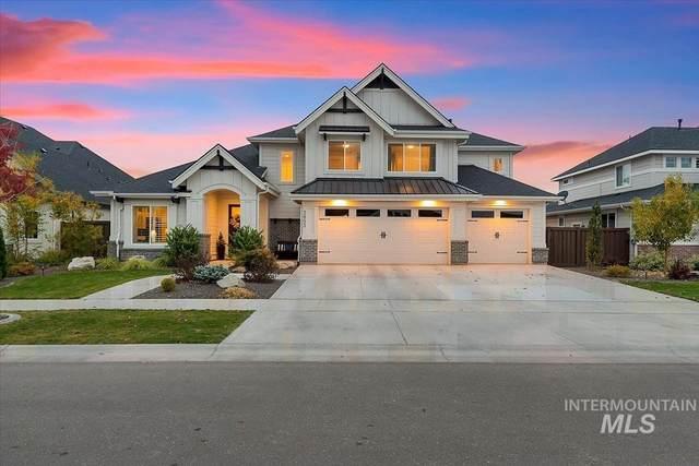 3803 W Ladle Rapids Street, Meridian, ID 83646 (MLS #98823045) :: Own Boise Real Estate