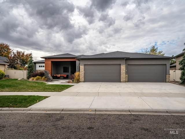 4391 Camas Creek, Meridian, ID 83646 (MLS #98823048) :: Own Boise Real Estate
