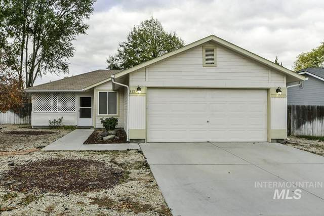 3587 S Springfield Ave, Meridian, ID 83642 (MLS #98823049) :: Own Boise Real Estate