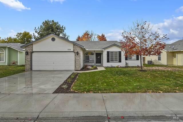 1095 N Maple Creek, Meridian, ID 83642 (MLS #98823053) :: Full Sail Real Estate