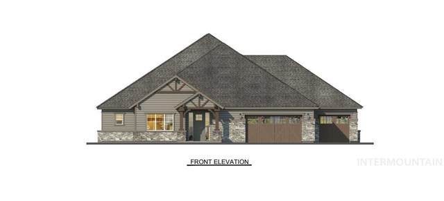 1582 N Palaestra Ave., Eagle, ID 83616 (MLS #98823059) :: Epic Realty