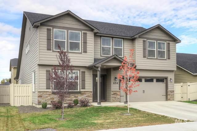 654 Diamond Lake St., Middleton, ID 83644 (MLS #98823061) :: Build Idaho