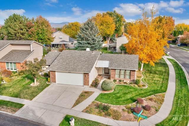 864 N Pebble Beach Way, Eagle, ID 83616 (MLS #98823063) :: Navigate Real Estate
